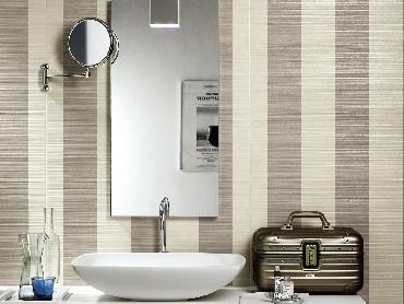 Rivestimenti classici per il bagno wallpaper - Piastrelle bagno eleganti ...